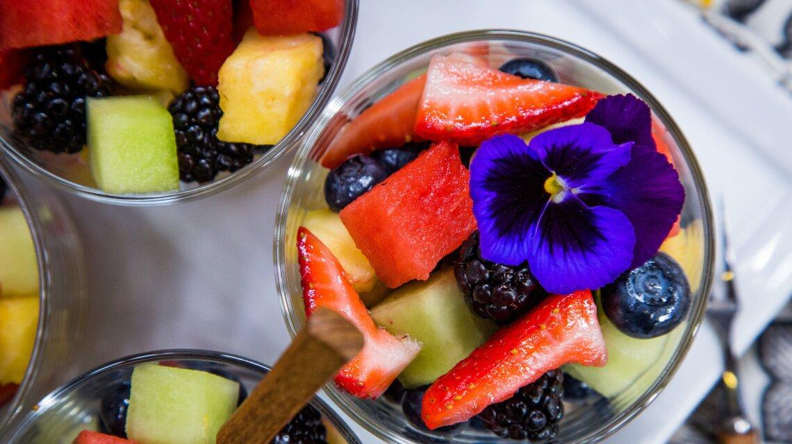 Jet Tila's Fruit Salad