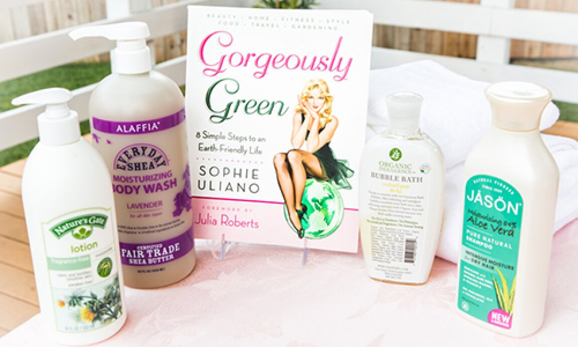 Greening Your Beauty Routine with Sophie Uliano