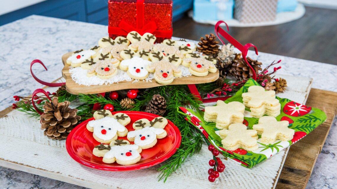 Emily Hutchinson - Peppermint Sugar Cookies