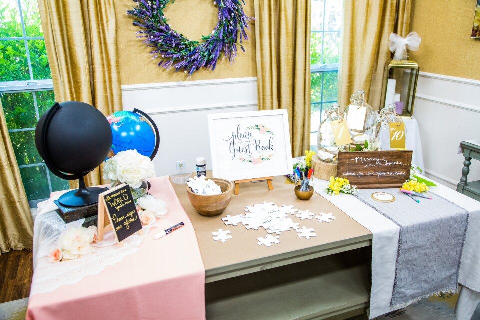 DIY Wedding Guest Book Alternatives