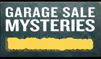 Garage Sale Mysteries: The Wedding Dress