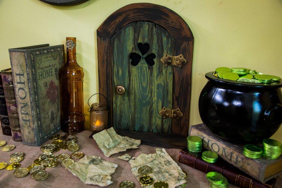 St. Patty's Day Treasure Hunt