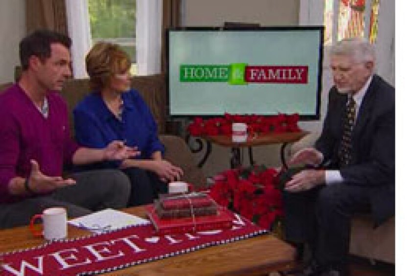 Today on Home & Family: Darrell Scott