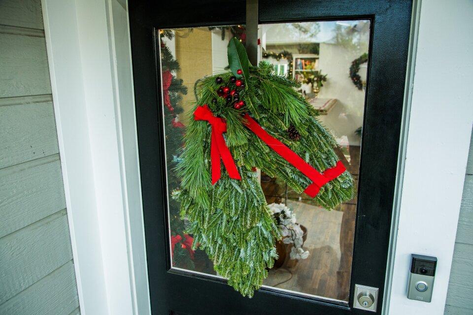 DIY Horse Head Wreath