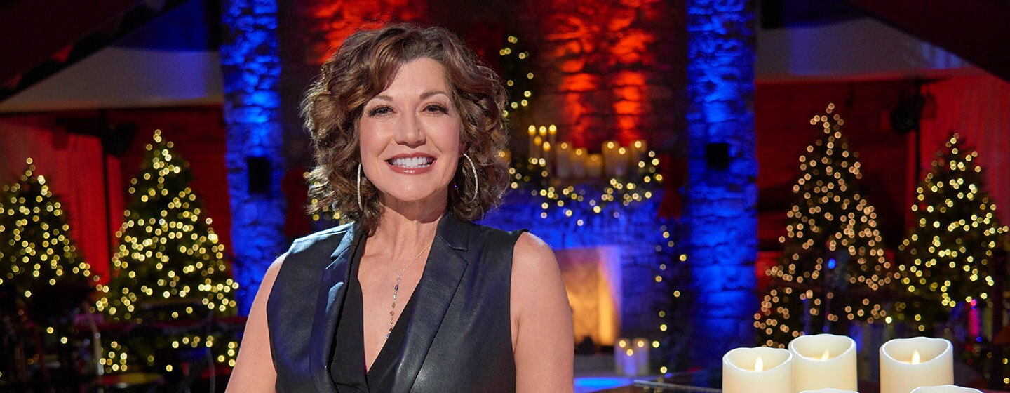 About Amy Grant's Tennessee Christmas - Presented by Hallmark Channel