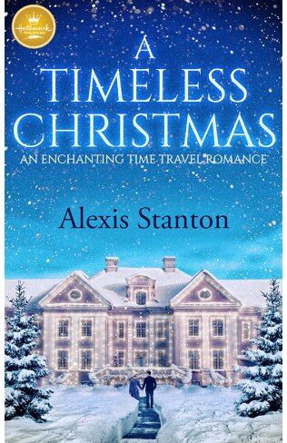 A Timeless Christmas Book Cover Hallmark Publishing