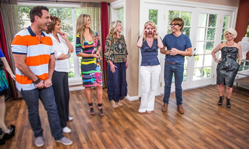 Today on Home & Family Wednesday, July 24th, 2013