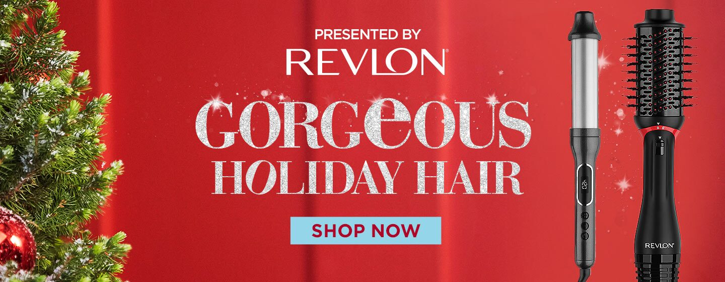 Gorgeous Holiday Hair