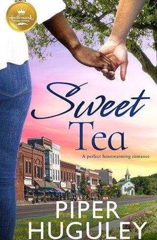 Sweet Tea Book Cover Hallmark Publishing