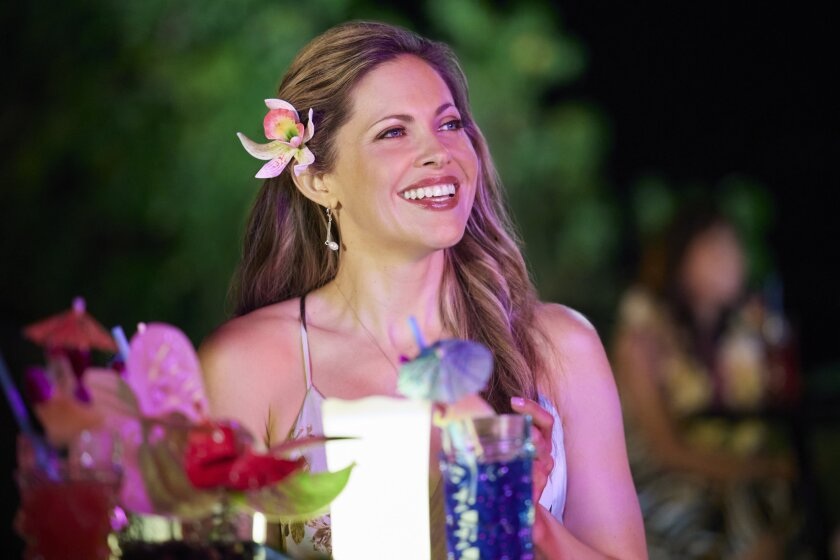 Pascale Hutton in You Had Me at Aloha