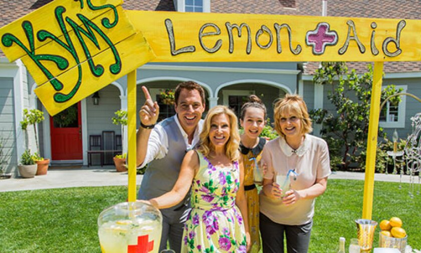 Today on Home & Family Tuesday, May 20th, 2014