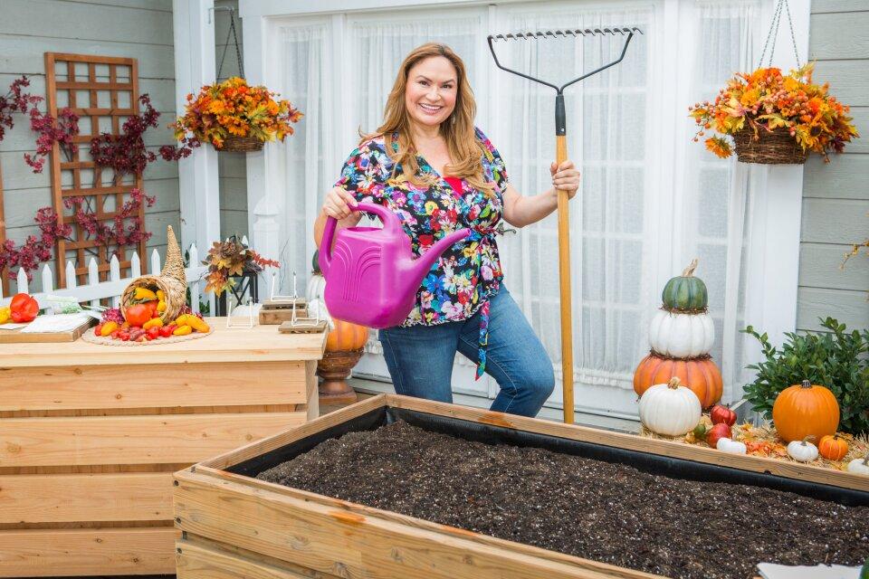 Shirley Bovshow - Seed Harvesting