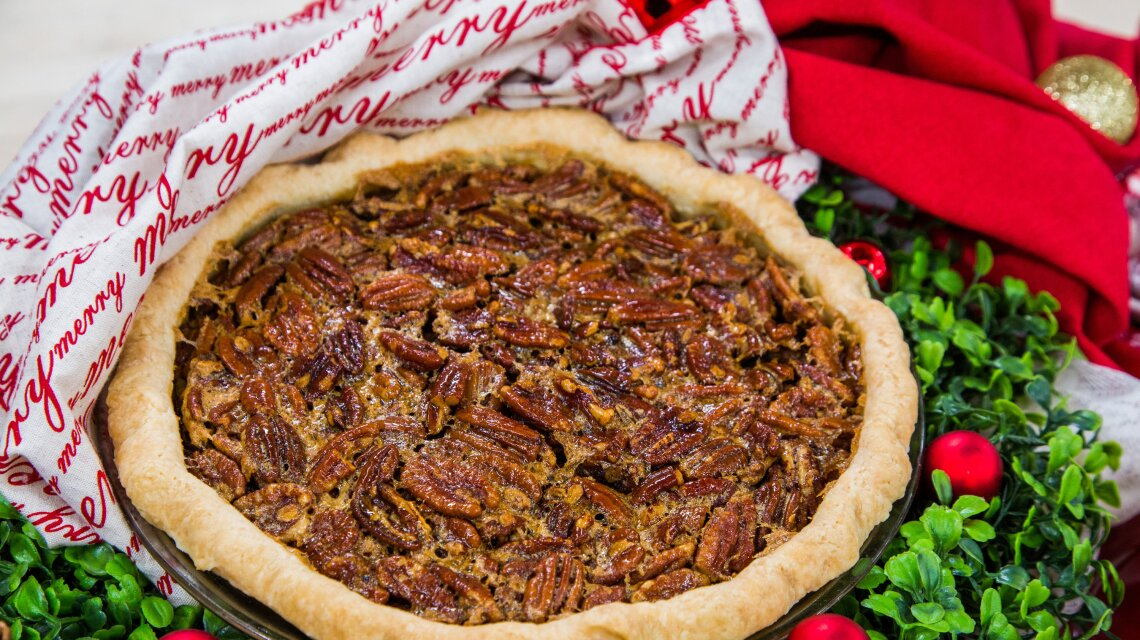 Vermont Maple Pecan Pie