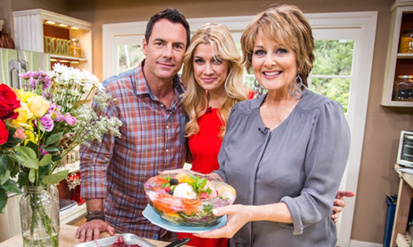 Today on Home & Family Tuesday, August 13th, 2013