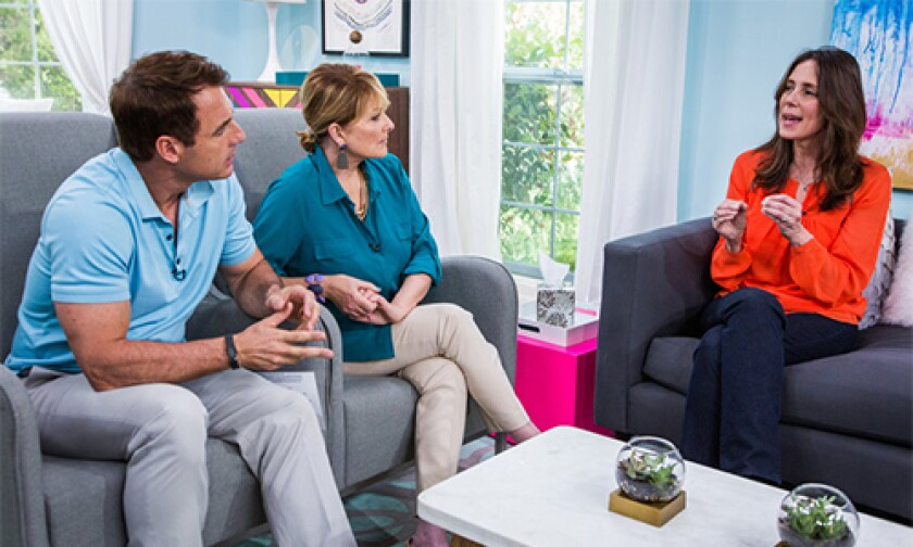 Today on Home & Family Friday, May 2nd, 2014
