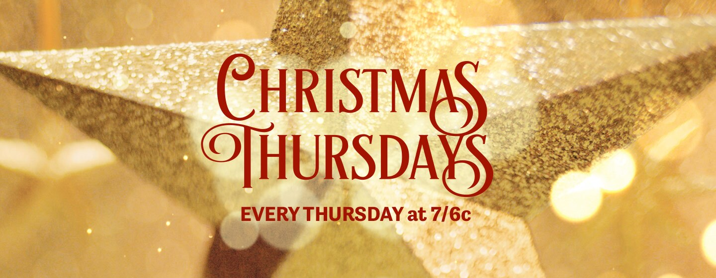 Preview - Christmas Thursdays
