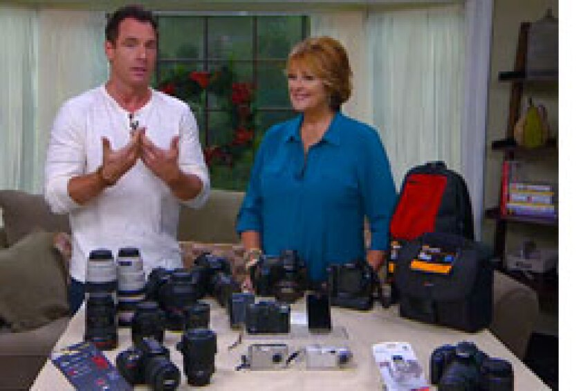 Today on Home & Family: Andrea Schroder