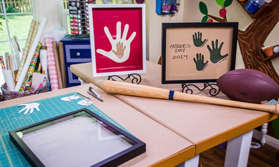 Ken Wingard's DIY Hand Art