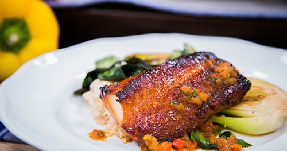 Recipes Chef Roy Yamaguchi S Misoyaki Butterfish Recipe