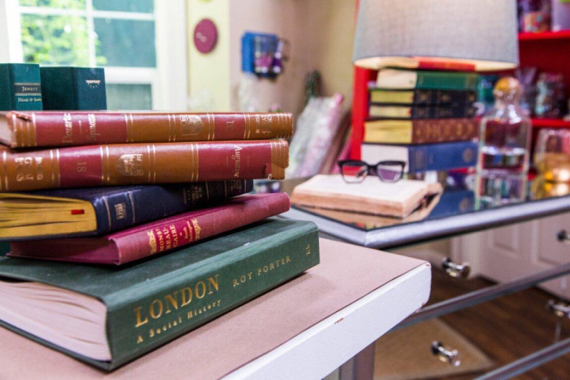 Ken Wingard's DIY Book Lamp