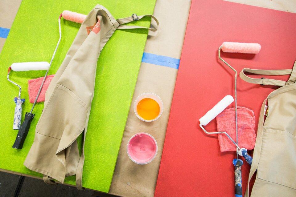 DIY Rothko-Inspired Art