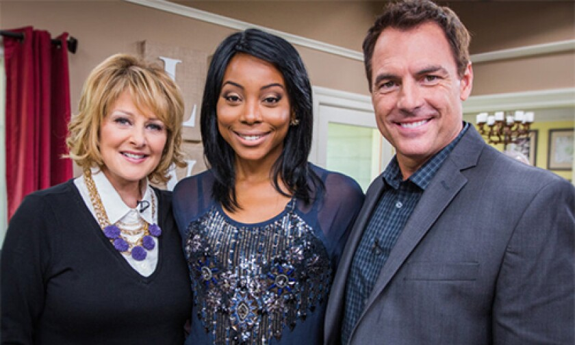 Today on Home & Family: Monday, October 13th, 2014