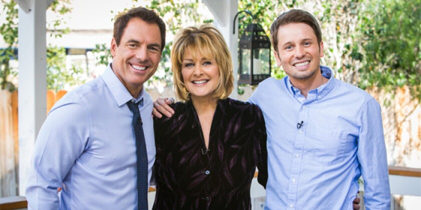 Today on Home & Family: Wednesday, October 29th, 2014