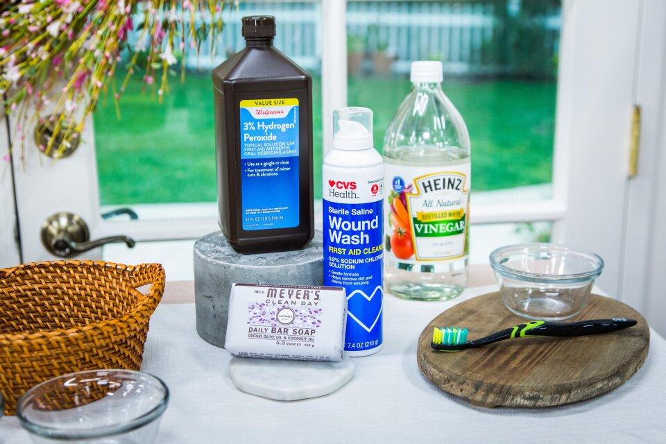 Hydrogen Peroxide DIYs