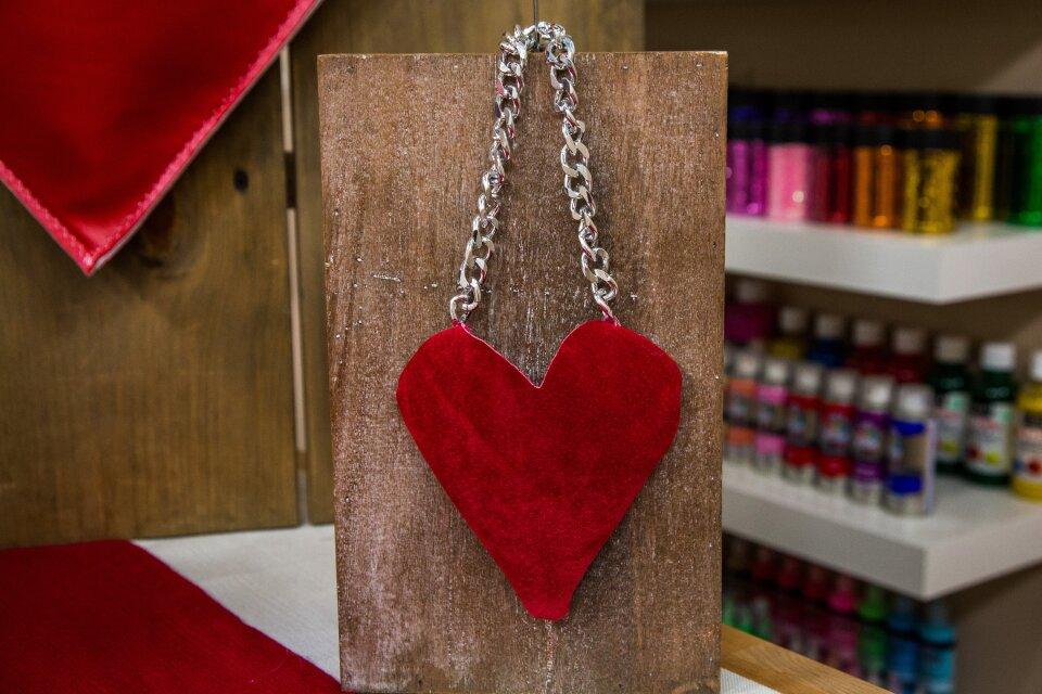 DIY Heart-Shaped Tote Bag