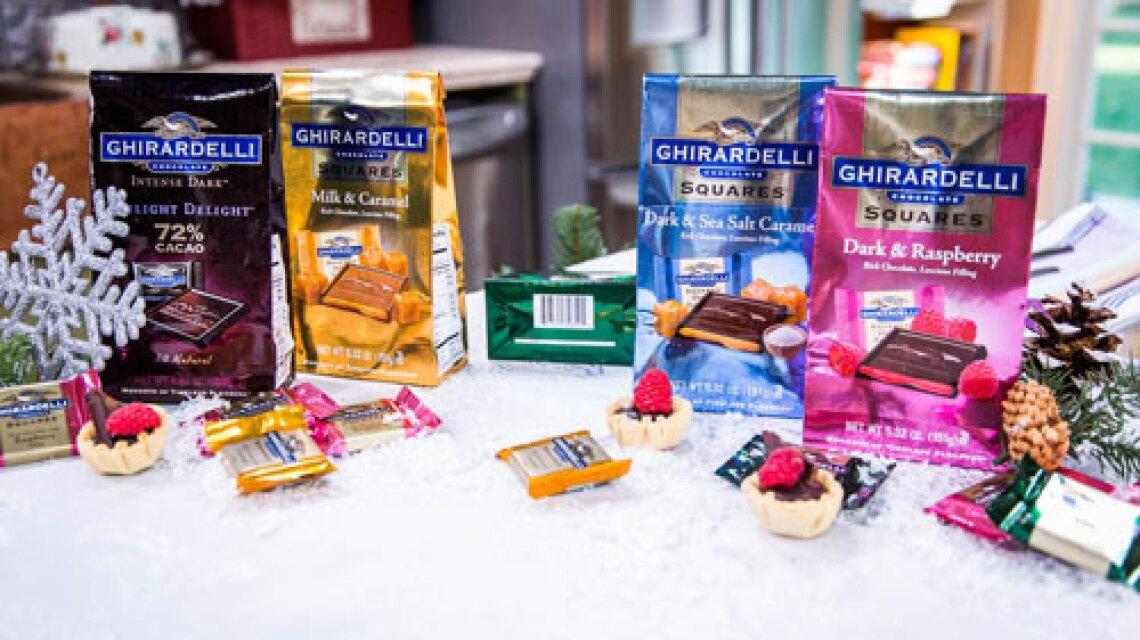 Cristina Cooks: Raspberry Chocolate Tassies