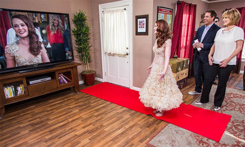 Today on Home & Family Monday, February 24th, 2014