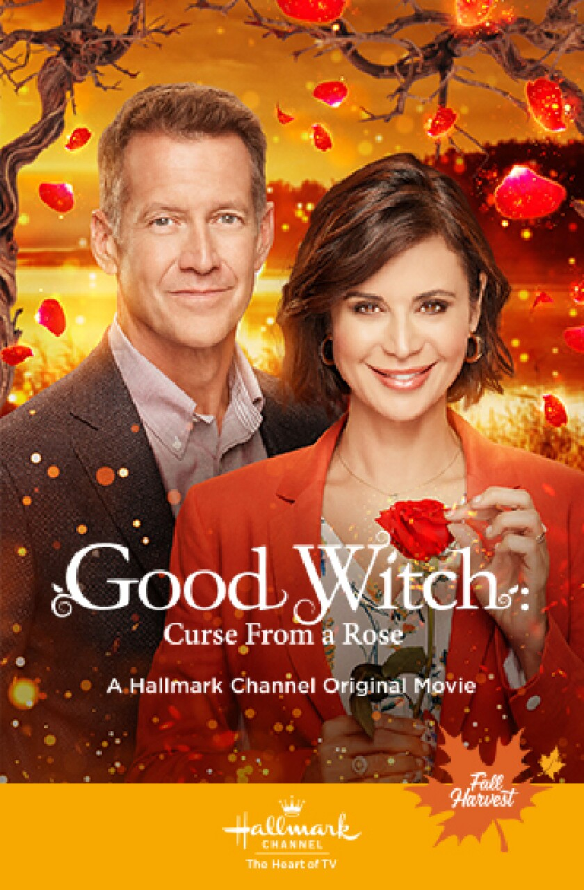 Good Witch: Curse From a Rose - Best Fall Harvest Movies