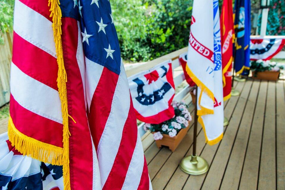 Flag Folding Etiquette