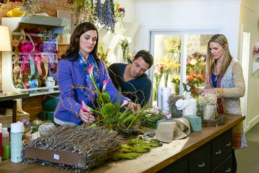 Photos from Flower Shop Mysteries: Snipped in the Bud - 6