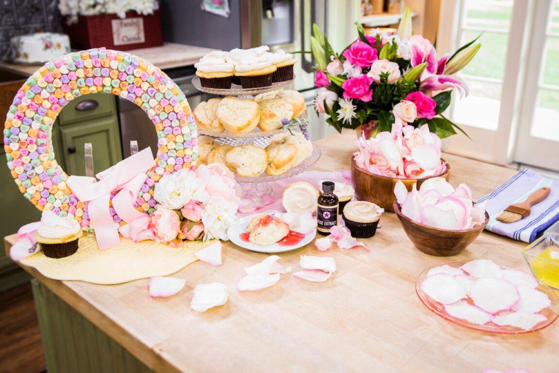 Monica Potter's Valentine's Day Treats