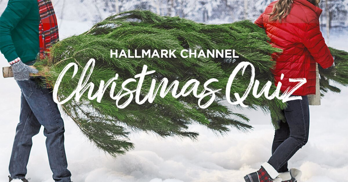 Hallmark Channel Christmas Quiz   Countdown to Christmas