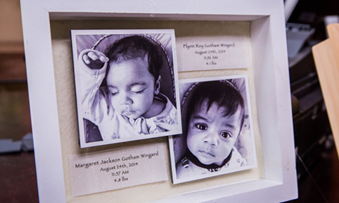 Make Your Own Mother's Day Shadow Boxes!