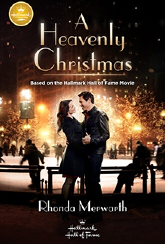 A Heavenly Christmas Book Cover Hallmark Publishing