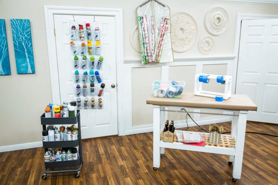 Ken's Crafting Storage Solutions
