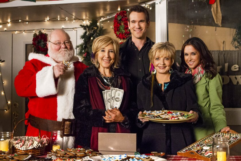 Discover the Hallmark Channel movie originals starring Lacey Chabert!
