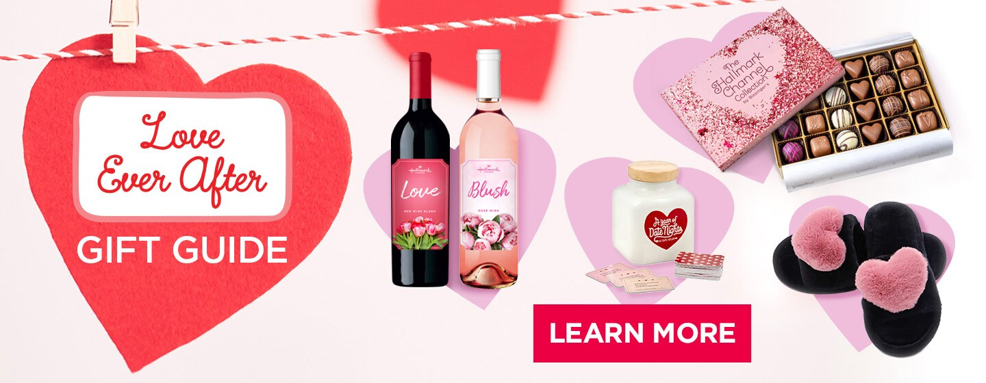 Love Ever After Gift Guide
