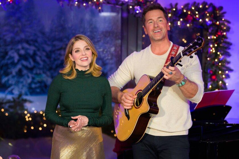 Photos from Hallmark Channel's Christmas Concert - 8