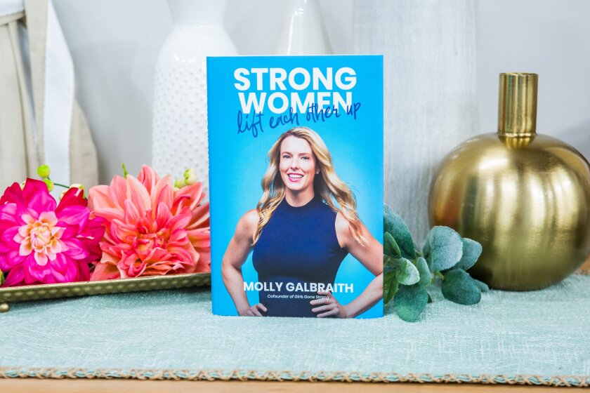 "Molly Galbraith Shares New Book, ""Strong Women Lift Each Other Up"""