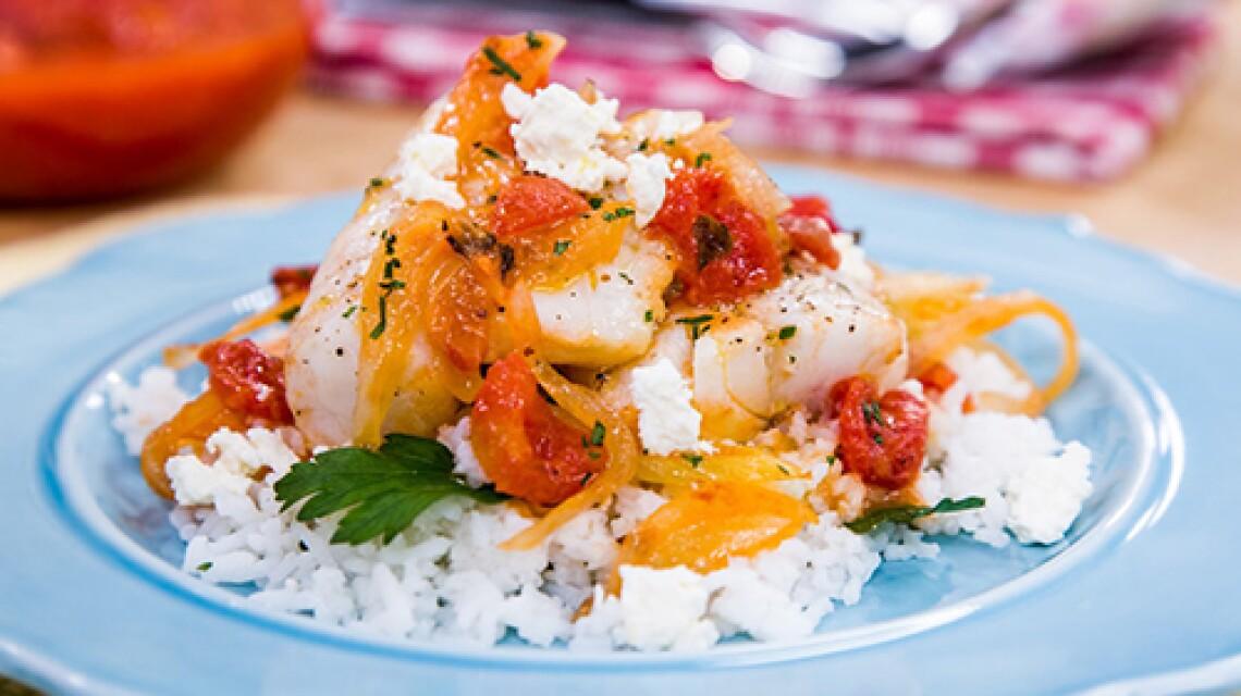 Ann Romney's Haddock Recipe