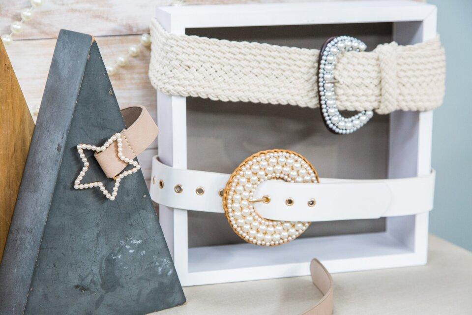 Pearl Belts
