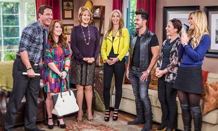 Today on Home & Family Monday, October 21st, 2013
