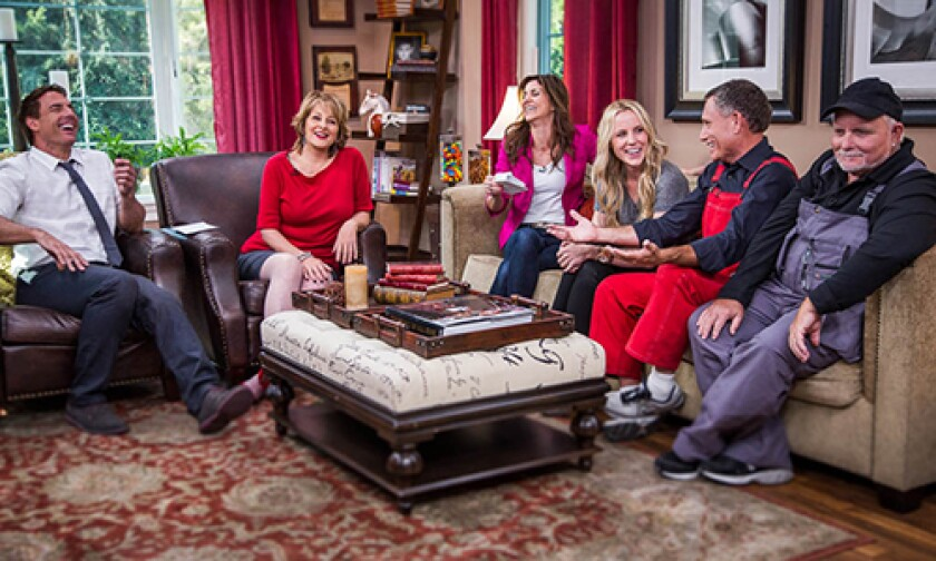 Today on Home & Family Friday, October 4th, 2013
