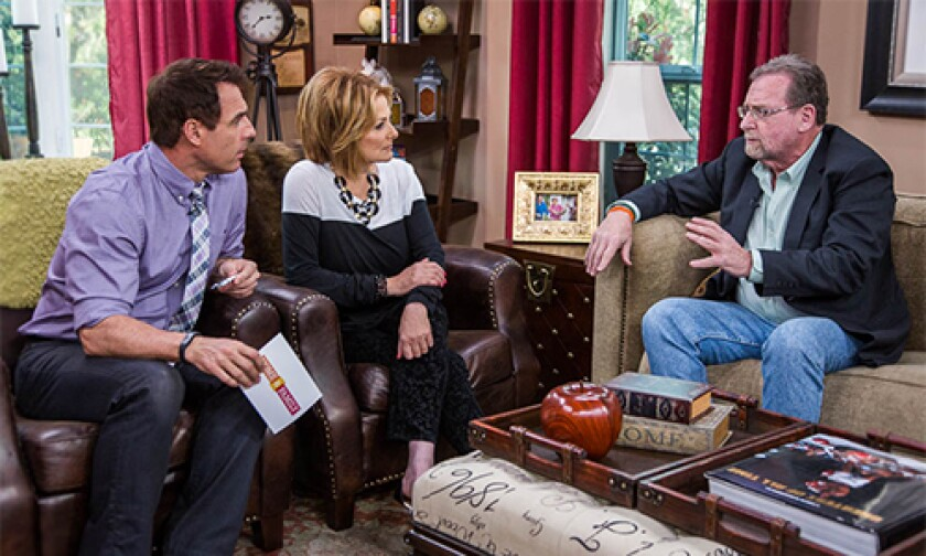 Today on Home & Family Wednesday, March 5th, 2014