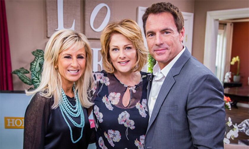 Today on Home & Family Wednesday, May 7th, 2014