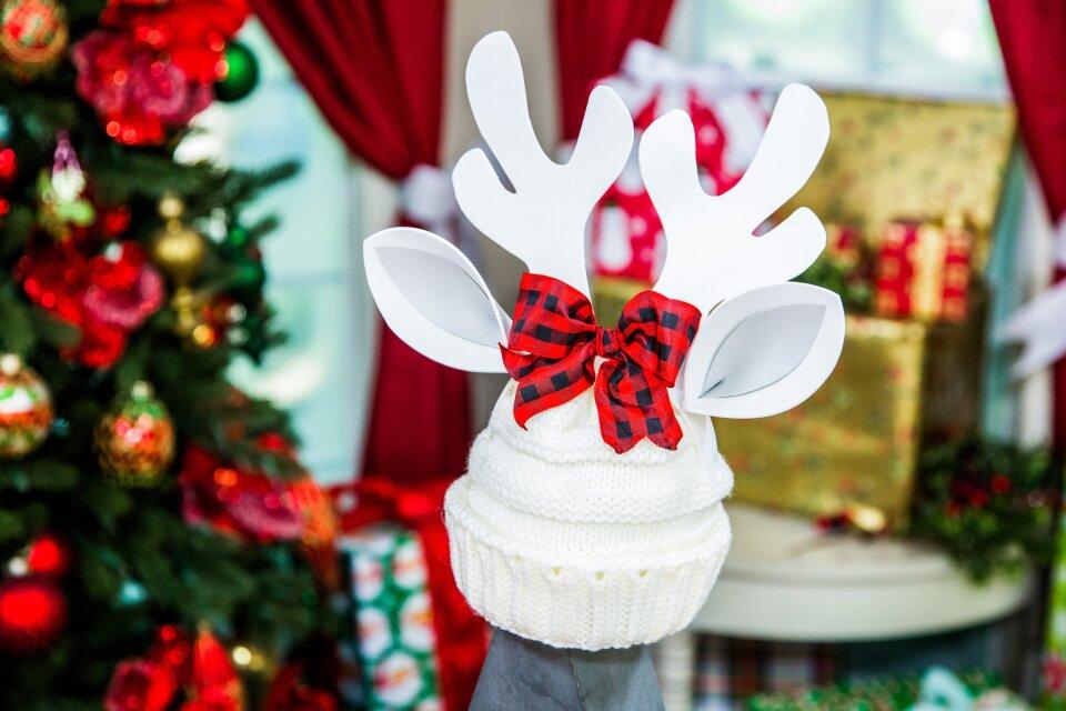 DIY Reindeer Hats